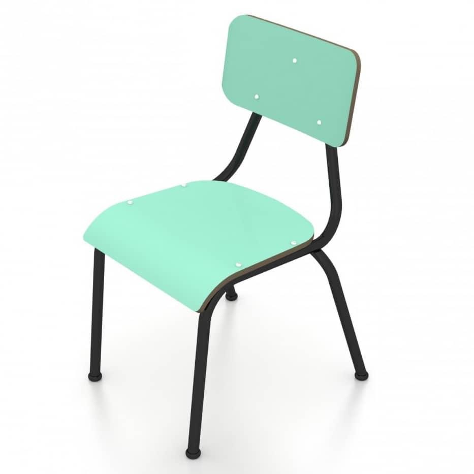 Cadeira Infantil Escolar