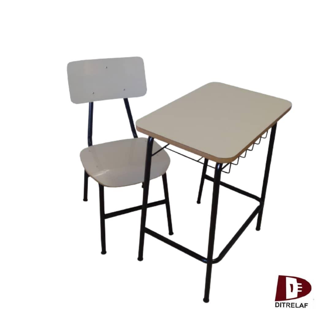 Conjunto Carteira E Cadeira Com Formica
