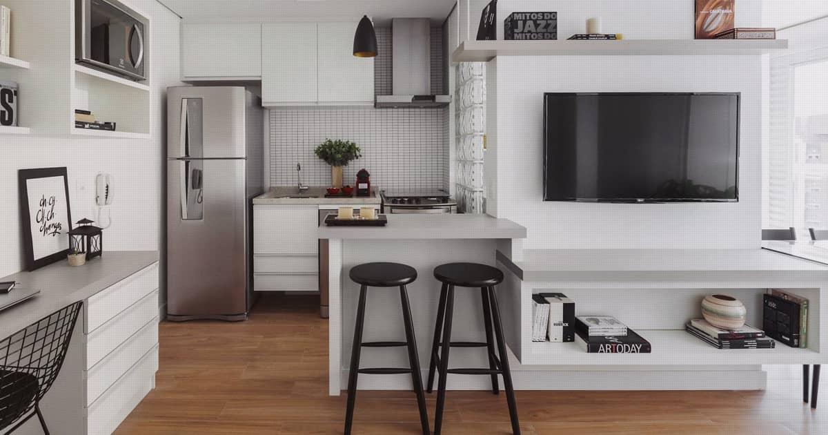 Como Escolher Móveis Para Espaços Pequenos?